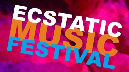Ecstatic Music Festival Logo