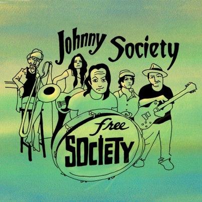 Johnny Society's Free Society (cover art)