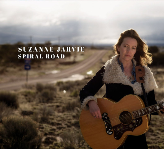 "Suzanne Jarvie's debut album 'Spiral Road"" nominated in the Concept Album category..."